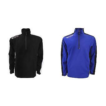 Sunderland Mens Zip Neck Waterproof Weatherbeater Jacket