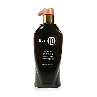 It's A 10 Miracle Defrizzing Cleansing Conditioner - 280.9ml/9.5oz