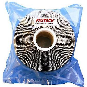 FASTECH® T100509990205 Haken-und-Loop-Band-Stick-on (Acryl-Klebstoff) Jersey-Patch (L x B) 5000 mm x 50 mm Schwarz 5 m