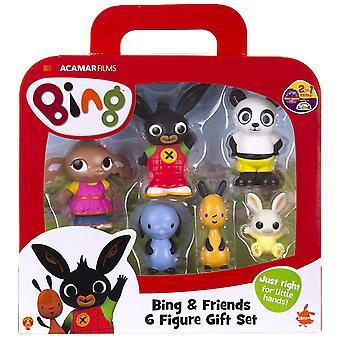 Bing 3519 & Friends 6 Figure Gift, Set