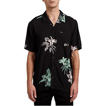 Volcom Richardt kortärmad skjorta i svart