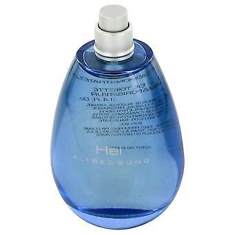 Hei Eau De Toilette Spray (testaaja) Alfred Sung 3,4 oz Eau De Toilette Spray