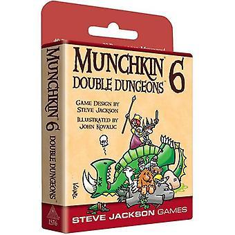 Munchkin 6 dubbele kerkers