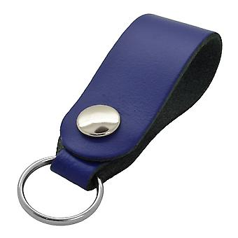 Bullet 69 Leather Key Fob