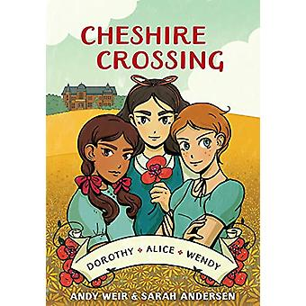 Cheshire Crossing by Andy Weir - 9780399582073 Book