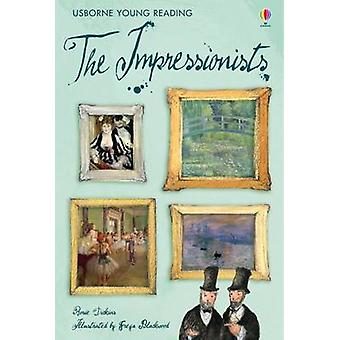 The Impressionists by Rosie Dickins - 9780746090206 Book