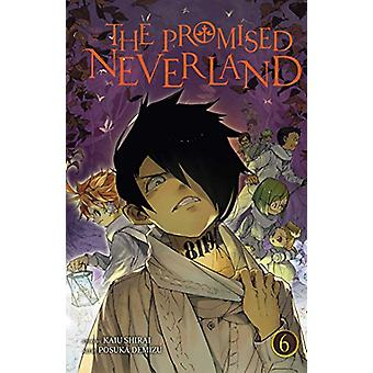 The Promised Neverland - Vol. 6 by Kaiu Shirai - 9781974701476 Book