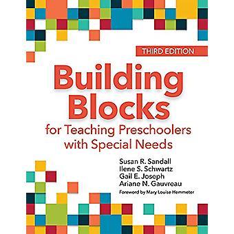 Byggstenar för undervisning förskolebarn med särskilda behov av Susan