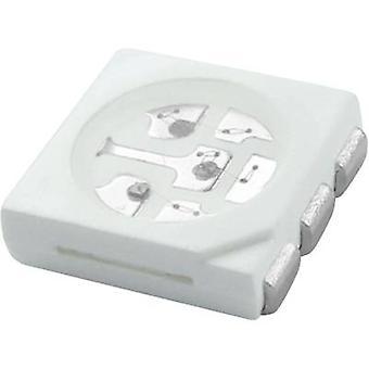TRU COMPONENTS SMD LED 5050 Warmweiß 120 ° 20 mA 3.4 V