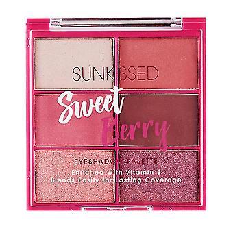 Sunkissed Eyeshadow Palette - Sweet Berry