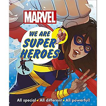 Marvel We Are Super Heroes! - All Special - All Different - All Powerf