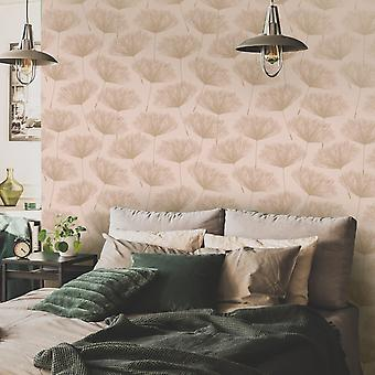 Brillant Fleur Wallpaper Blush Pink Holden 12921