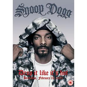 Snoop Dogg - Drop It Like It's Hot [DVD] USA import