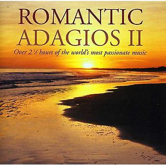Romantic Adagios - Romantic Adagios II [CD] USA import