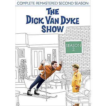 Dick Van Dyke Show: Komplett andra säsongen [DVD] USA import