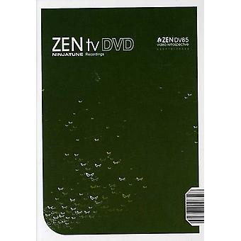 Zen TV [DVD] USA import