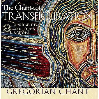 Chants Of Transfiguration [CD] USA import