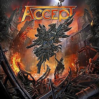 Accepter - Rise of Chaos [CD] USA import