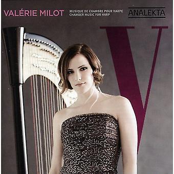 V-Chamber Music For Harp [CD] USA import