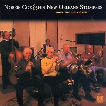 Norrie Cox y sus New Orleans Stompers - mover la importación USA cuerpo sobre [CD]