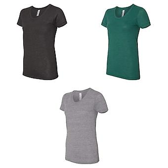American Apparel Damen/Ladies Triblend T-Shirt