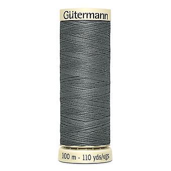 Gutermann sy-alle 100% polyestertråd 100m Hånd- og maskinfarvekode - 701