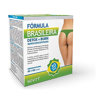 Brazilian Formula 120 tablets