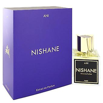 Nishane ani extrait de parfum spray (unisex) door nishane 551798 50 ml