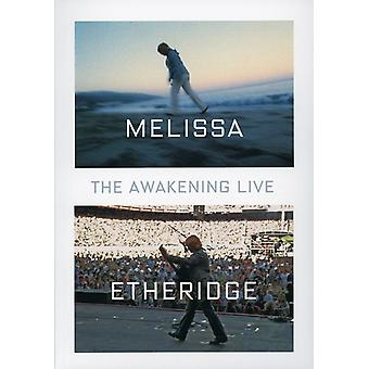 Melissa Etheridge - importation USA Awakening Live [CD]