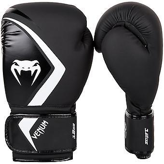 Venum Contender 2.0 Boxing Gloves Black/Grey/White