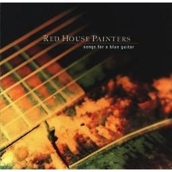 Röda hus målare - låtar för en blå Gui [Vinyl] USA import