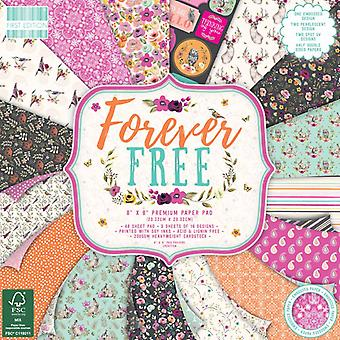 Première édition Forever Free 8x8 Inch Paper Pad