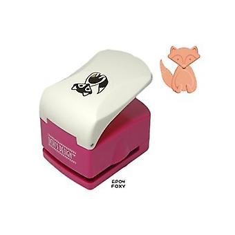 Uchi's Design Punch & Emboss Foxy