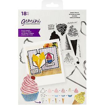 Gemini Sweet Treats Stamp & Die