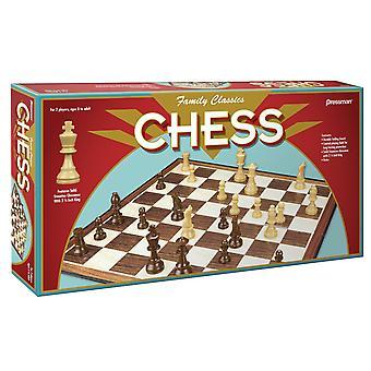 Games - Pressman Toy - Chess (Family Classics) New 3224-06