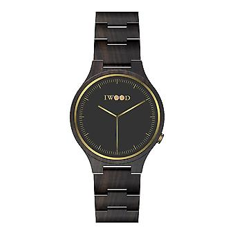 Iwood Real Wood Homme's Watch IW18441003