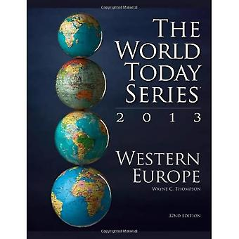 Western Europe 2013, 32nd Edition (World Today)