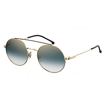 Sunglasses Unisex 2004T/S gold with blue glasses