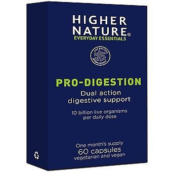 Higher Nature Pro-Digestion Vegicaps 60 (PBG060)