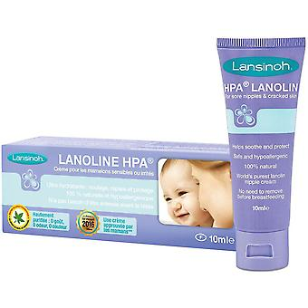 Lansinoh HPA Lanolin Nippel Cream 10ml