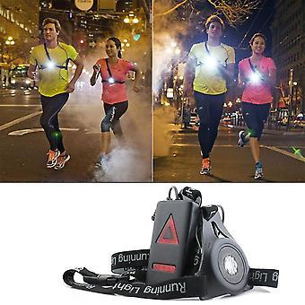 Outdoor Sport Running Lights - Led Night Running Flashlight Warning - Usb