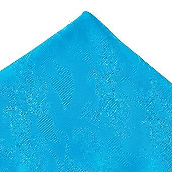 Ties Planet Blue Paisley mintás pocket square zsebkendő