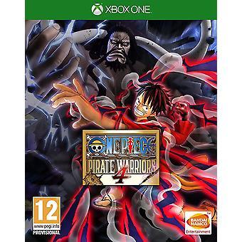 One Piece Pirate Warrriors 4 Xbox One Jeu