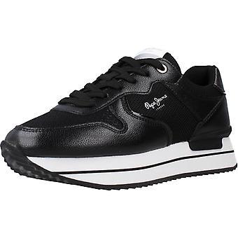 Pepe Jeans Sport / Rusper City Color 999black Sneakers