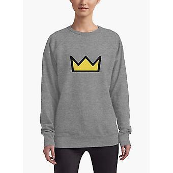 Riverdale - bughead, betty cooper crown kvinder sweat shirt