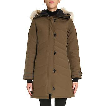 Canada Goose 3802l49 Women's Green Polyester Outerwear Jacket