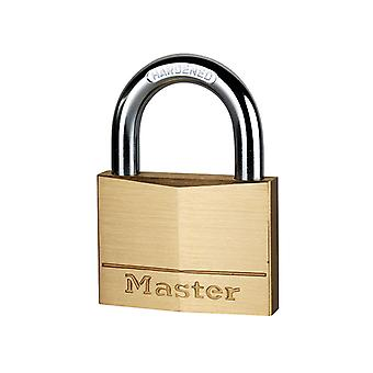Master Lock Solid Brass 70mm Padlock 6-pins MLK170