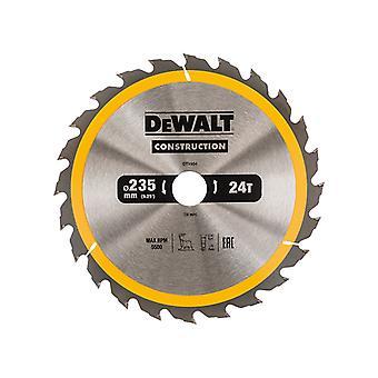 DEWALT Construction Circular Saw Blade 235 x 30mm x 24T DEWDT1954QZ