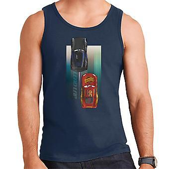 Pixar Cars Lead Lap Men's Vest