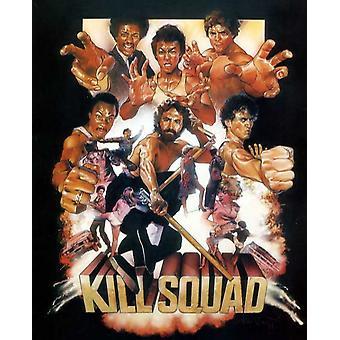 Matar a escuadrón Movie Poster (11 x 17)